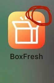 匿名 バレる Boxfresh