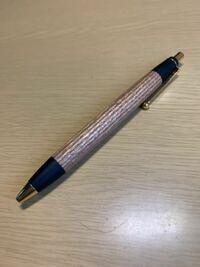 野原工芸さんに似ているこのような金具を使っているペンはありますでしょうか? ありましたらその工房さんの名前を教えて欲しいです。