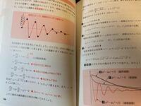 物理の減衰振動、過減衰、臨界減衰について □1と□2のグラフについて、□1は1/xのような反比例のグラフ、□2は正規分布曲線のようなグラフになることについて イメージがつきません。物理的解釈ではなぜなのですか?