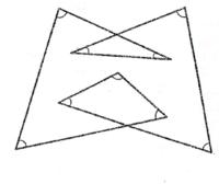 角度の問題を教えてください。  図の印の角度をたすと何度ですか?  の問です。  答えは540度です。  なぜそうなるか教えてください。 よろしくお願いします。
