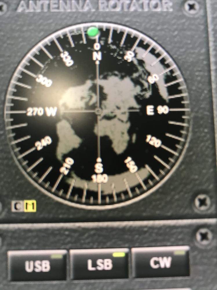 アンテナローテーターのマップの見方が分かりません。写真ではロンドンが真ん中にきています。日本は何度の方角ですか? アメリカとアフリカは何とか分かるのですが、普通の地図と違って日本の形と位置がはっ...