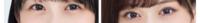 坂道⊿パーツクイズ其の164 画像の現役、または元坂道メンバーさんは  左右それぞれ誰でしょう?