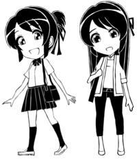 新海誠監督の「君の名は。」について質問です。  高校生の宮水三葉と大人の宮水三葉なら、どちらの方が好きですか?