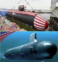 日本の最新鋭潜水艦は、原子力潜水艦に勝てますか? リチウムイオン電池を使用しているようですが。 海洋国家である日本は、洋上軍艦のみならず潜水艦にもすごく力を注いでいるようです。 その潜水艦の優秀さは世界トップクラスであると、もちろん搭乗する自衛官たちも優れたスペシャリストが選ばれているようです。 最新の潜水艦にはリチウムイオン電池が搭載されているようです。 https://news.yaho...