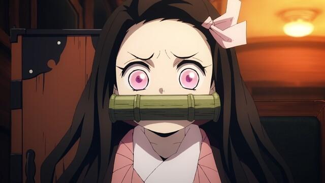 鬼滅の刃19-20話、禰豆子は何故口枷をしたまま技名「爆血」を唱えることが出来たのですか 普段は「むー」しか言えなかった気がしますが