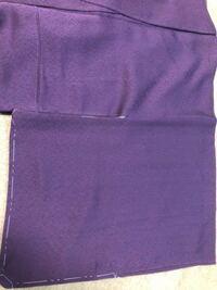 着物の袖のしつけ糸 袖下半分のしつけ糸は取れますか? その他取っても良い糸はありますか?  よろしくお願いします。