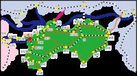愛媛県八幡浜市は福岡県八幡市(現・北九州市八幡西区・八幡東区)・滋賀県近江八幡市・京都府八幡市と関係があるのですか? またそれらとの混同回避のために後に「浜」を追加しているのですか?