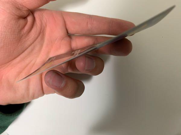 カードの初期折れが酷いです 治す方法はありまへんか?