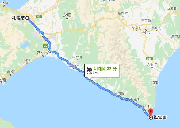 北海道の襟裳岬から北へ行く鉄道はは昔からが無かったのですか?