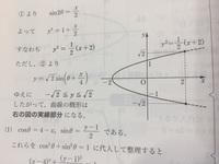 y^2=1/2(x+2) のグラフはどのようにして描くのでしょうか。なぜx=-2のときにy=0なのかもわかりません。ご回答お待ちしております。