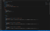 プログラミング初心者です。 VSコードでHTMLで書いているのですが、 head の<>の部分が赤くなってしまい、ブラウザに表示されません。 何が原因か分かる方いますか?