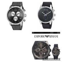 彼氏に腕時計のプレゼントを選んでいるのですが… 決めきれません。。  皆様は、どれが良いと思いますか。 ファッションブランド系の腕時計なので、どれも底辺と言う方々がいらっしゃるのは承知しております。  今回は、そう言った意見を聞きたい訳ではなく、この中から選ぶなら…と言う質問です。  宜しくお願い致します。