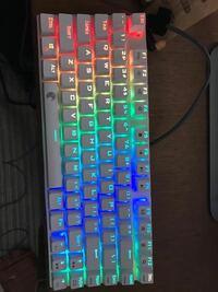 キーボードについて。日本語とローマ字の切り替えができなくなってしまいました。カタカナ.ひらがなのキーが自分が使ってるキーボードはないんですよね。わかる方お願いします ♀️ ♀️