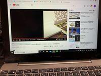 Windows10のブラウザでYouTubeを見ようと思ったのですが、画像のようになってしまい困っています。 改善方法が分かる方がいましたら、教えていただけると嬉しいです。 PCの再起動を試したのですが、直りませんでした。