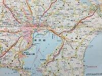 東京近郊の高速道路地図は、このぐらいスッキリしていた方がよかったのでは?