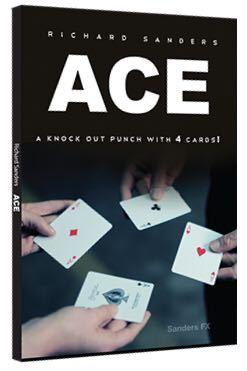 ace by Richardというマジックについての質問が3つあります。 ①ギミックはじっくり見られてもバレないか ②角度に強いか ③難易度は高いか