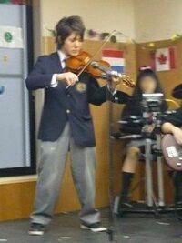 小室圭ってヴァイオリン上手いのですか?