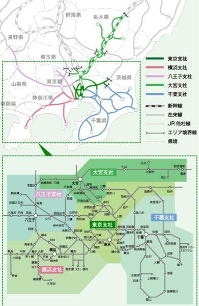 【100枚】JR東日本の支社の管轄について質問です。 高崎線についてなのですが、首都東京のベットタウンとして形成されている宮原駅以降の管轄は、首都圏エリアには区分されていない高崎支社となっていますが、ほぼ福島な栃木県の北端である那須塩原駅や黒磯駅は首都圏エリアに区分されている大宮支社が管轄となっています。この点が非常に疑問に思います。 大宮支社は埼玉県にあるのにも関わらず、大宮の1駅先、宮原から首都圏エリアには区分されていない高崎支社の管轄になるのに、栃木県の北端である那須塩原駅や黒磯駅が首都圏エリアに区分される大宮支社が管轄であることに疑問と不満を持ちました。 宇都宮支社が存在しない為だとは思いますが、栃木の北端が首都圏エリアに区分されて、上野駅から30分の宮原駅は首都圏エリアに区分されない高崎支社であるのがなんだか悔しい?のです。 鉄道事情はわかりませんが、おそらく首都園エリアの大宮支社の方が先端のことは早く導入されると思うのです。その後を追うのが、地方支社なのだと思っています。 埼玉県にある「大宮」支社なのに、大宮の次の駅の宮原からは、群馬県にある「高崎」支社が管轄となるのでしょうか?埼玉にある大宮支社が埼玉県内全域を管轄とした方がよいのではないでしょうか? 路線で埼玉県内と群馬県内で支社の管轄が変わると何か面倒なのでしょうか?同じ路線で支社の管轄が異なるなんていくらでもありそうですが...。 それは京浜東北線があるからと言われればそれまでですが、高崎線の浦和駅は大宮支社です。なので、同じ路線で異なる支社が管轄であることに問題を感じません。 ・大宮支社は特例を除き埼玉県全域 ・高崎支社は北関東である群馬県+栃木県全域 とした方がわかりやすいと思うのですが... 埼玉県の県央・北部地域は首都圏エリアに区分されず、遥か北にあるほぼ福島な栃木県北端が首都圏エリアに区分される。これはどうしても納得がいきません。 高崎線には籠原行きも多くありますし、深谷以北が首都東京のベットタウンであるかどうかはわかりませんので、百歩譲って籠原までを大宮支社の管轄にして欲しいです。 ※熊谷駅の上越新幹線等の管轄の影響で高崎支社なのではと思われるかもしれませんが、大宮駅は上越新幹線はもちろん東北新幹線等ありますが、管轄は大宮支社なので、新幹線による管轄の影響はないのではないかと判断しました。 やはりどうしても、栃木県の北端が首都圏エリアに区分される大宮支社であり、首都東京のベットタウンして形成されている大宮駅から1駅先上野まで30分である宮原以北が首都圏エリアに区分されていないということに納得できません。 JR東日本にほぼ同じようなことを「ご意見・ご要望の受付」というところに送りましたが、どのような返答が返ってくるのでしょうかね?楽しみです。 Q.この先、支社の管轄を変更するといったことがあり得ますか? 合わせてホームドアについて質問したいのですが、 JR東日本において、さまざまな路線にホームドアが設置されてきましたが、高崎線にはいつ設置されるのでしょうか?(そもそも、将来的に設置されるのでしょうか?) 高崎線は頻繁に人身事故が発生してよく遅延しており、首都圏でも発生する回数?はかなり多い方だと思うのですが、JR東日本はどのような順で設置を進めているのでしょうか?そういった事故の多い路線を優先的にといった計画はないのでしょうか? 2032年度末までに東京圏在来線の主要路線全駅にホームドア設置するとJR東日本ニュース書いてありましたが、高崎線はおそらく通勤通学客等、利用客も多いので主要路線ではあると思うのですが、 Q.宮原駅以北は首都圏エリアに区分されていない高崎支社なので「東京圏」にも区分されていないということなのでしょうか?それとも「首都圏エリア」と「東京圏」は別物なのでしょうか? 長文かつ同じような事が繰り返し書いてあり日本語がおかしくなっていたらすみません。ここまで読んでくださりありがとうございました。 回答お願い致します。 ー疑問に思ったきっかけとなったページのURL欄ー 首都圏エリアについて↓ https://www.jreast.co.jp/recruit/businessareas/syuto.html 高崎支社について↓ https://www.jreast.co.jp/recruit/businessareas/takasaki.html ホームドアについて↓ https://www.jreast.co.jp/press/2019/20190402.pdf