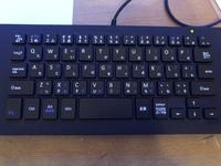 キーボードについてです。 画像のキーボードはSwitch用のキーボードで、通常のキーボードと少し違うようで、アンダーバーの出し方が分かりません。 どなたかわかる方がいらっしゃいましたら回答お願いします。