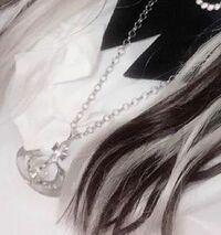 よく地雷系の女の子がつけてるこのネックレスはどこのですか? 値段とか教えてくれたら嬉しいですଓ ⁾⁾  検索用 地雷系 量産型 アクセサリー