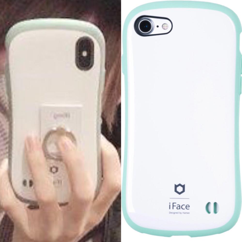 このさくらくんのスマホケースは iFaceのミントカラーでしょうか?? (画像の携帯機種は違います。) 検索用 #さくらくん#ちょこらび#AlbaNox