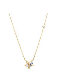 ネックレスについてです。 画像のようにチェーン部分に飾りがあるダイヤのネックレスを探しています。 一目惚れしたのですが、どこのネックレスか忘れてしまい…。たしかアルファベットのマークだったような… 分...