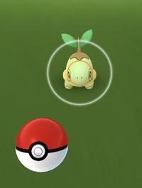 ポケモンGOでポケモンにボールを当てる場面で二重円が表示されます。 これの内側の円の大きさが縮小しては元の大きさに戻る事を繰り返します。 この内側の円の大きさとボールを投げた時に表示される「NICE」、「excellent」などの表記と関係しているのでしょうか?