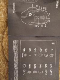 ロジクールg502light speed をフォートナイトで使用します。 サイドボタン3つ使いたいのですが、G4、G5の割り当てはできたのですが、その奥にあるG6の割り当ての仕方がわかりません。因みに武器切り替えで使いた...