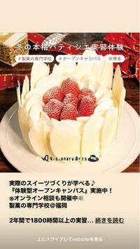 インスタのストーリーで、こんな感じのケーキが出てきたんですけど、周りについている、楕円形で厚さが薄いものは、何と言うものですか?