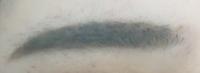 この眉毛どうですか? また並行眉とアーチ眉どちらでしょうか?