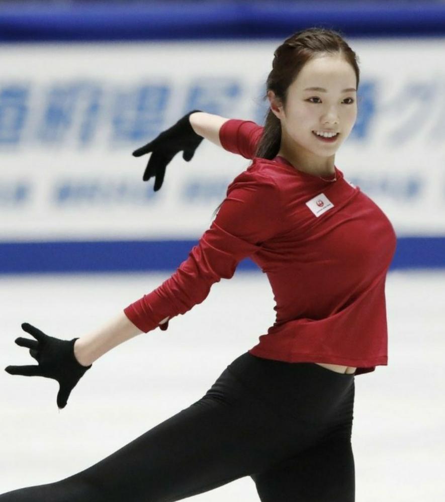 フィギュアスケート女子の本田真凜はいいサイズですか?