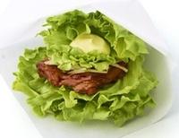 モスバーガーの「菜摘(なつみ)バーガー」って食べたことありますか? どんな感じか分かる人いませんか?