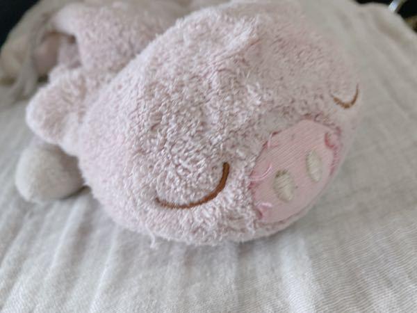 このぬいぐるみを買える場所知っていますか? 私の娘のお気に入りでどうして居ても探しています これが無いと眠れないらしくて なんの情報でもいいのでお願いします。 私のお下がりで12年前に買いました。 買