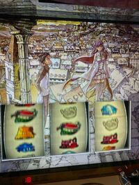 リゼロのパチスロで温泉モード中にこの画面になってから全く背景がかわらなくなったのですが、バグか何かですか?