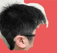 この髪型からマッシュにするにはどれくらい時間かかりますか