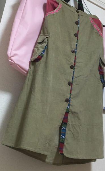 こちらのスカートを探してます。 似たようなデザインの物でも構いません。 昔持っていたこのスカートを元彼に捨てられてしまったのですが、どうしても買い戻したいのです… アジャラというエスニックのお...