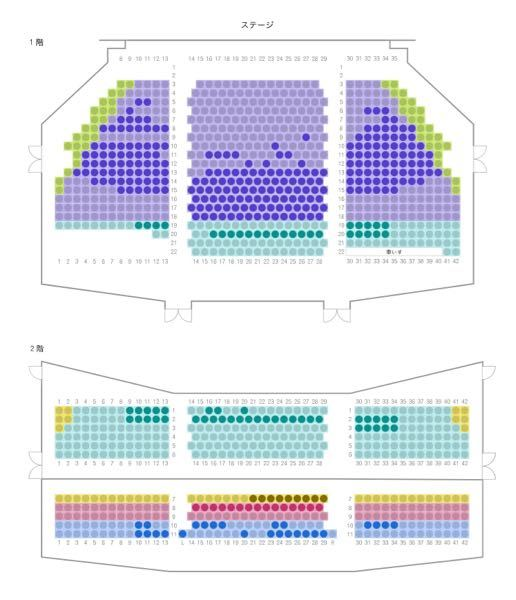 劇団四季 名古屋四季劇場はC席でも楽しめますか? 「ライオンキング」を観に行く予定です. も...