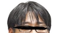 役員の髪型について  取締役ともなればおでこを出すべきだと思いますか? この髪の長さは如何でしょうか。