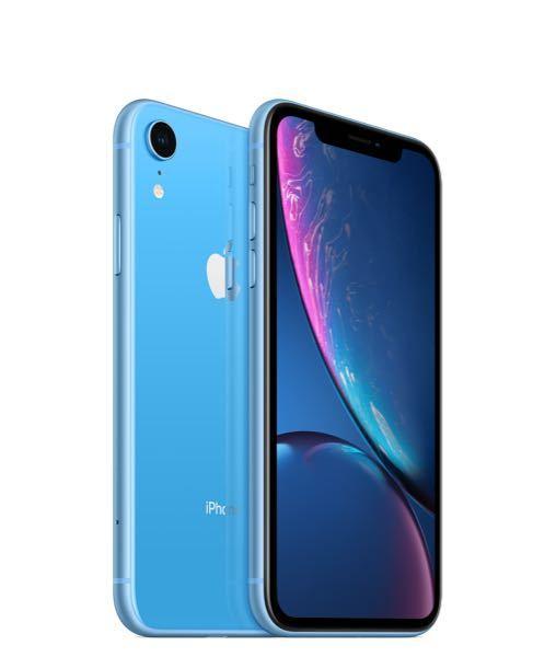 iPhone xrの青色を使っており、黒のケースを付けているのですが、カメラとフラッシュの所が青色でなんか嫌です。 写真のiPhoneに合うケースがありましたら、品名やリンク先を送っていただける...