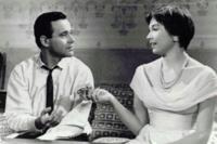 「アパートの鍵貸します」のフラン(シャーリー・マクレーン) ですが、 ジェフ(フレッド・マクマレイ)と不倫をし、 ジェフが妻とやっと離婚したところ、 土壇場でバクスター(ジャック・レモン)の元に走りますが、 これは、彼女があまりにも身勝手で軽い女だと 思いませんか?
