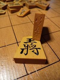 最近メルカリにて、購入した王様の駒の下の作者銘が、竹風作?と書かれてるのでしょうか? それも気になるのですが、普通は漆塗りにて、完成すると思うのですが、私の駒は漆塗りなし? 40年以上前の駒と説明をうけま...
