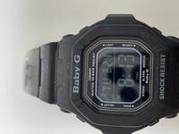 CASIO Baby-G カシオ BG-5600 の 時間の合わせ方を教えてください…!