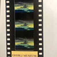 ジブリ美術館でもらったチケットなのですが、どの映画のですか?海の上に船?がうつっているみたいです。行ったのは2012年です。