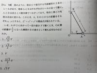 剛体棒の問題です。 この問題は、微分を使わない解き方もありますでしょうか? よろしくお願いいたします。 答えは1番です。