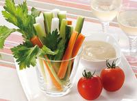 野菜スティックにする野菜ではナニが好き? (^。^)♪