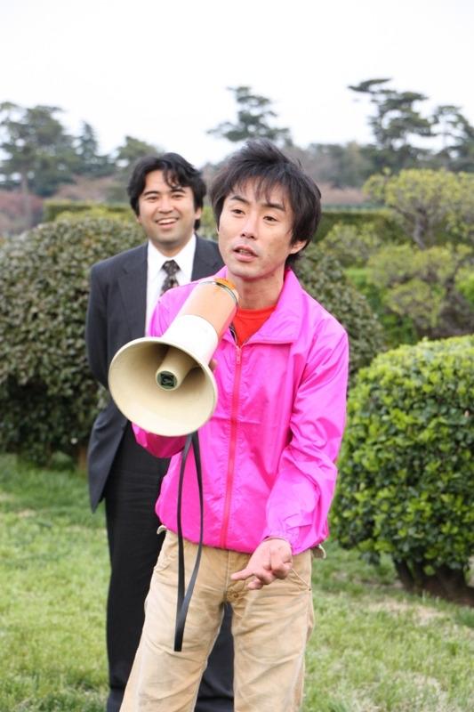 濱野谷憲吾さんのお兄さんです 何を言ってると思いますか?