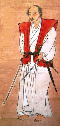 宮本武蔵ファンあるいは剣技に詳しい人に質問です。  Q1:映画「狂武蔵」では上段からの脳天割を多用していましたが、 武蔵は高身長だったのでしょうか?  また、抜き胴も多かったです。日本刀でも刺すほうが...