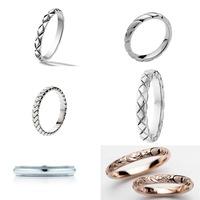 彫り模様や溝のデザインのある結婚指輪をされている方に質問です。 シャネルのココクラッシュやマトラッセ ショーメのトルサード ブルガリのスピーガ ミルグレインやハワイアンジュエリー等々  ハンドクリームや乳液など、指輪の溝や模様部分に入り込んでしまい汚れが気になったり、こまめに洗浄が必要になったりするのでしょうか?その場合はどのくらいの頻度で洗浄されていますか?  また、実際にご...