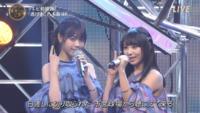 西野七瀬と与田祐希の2人が可愛いか?
