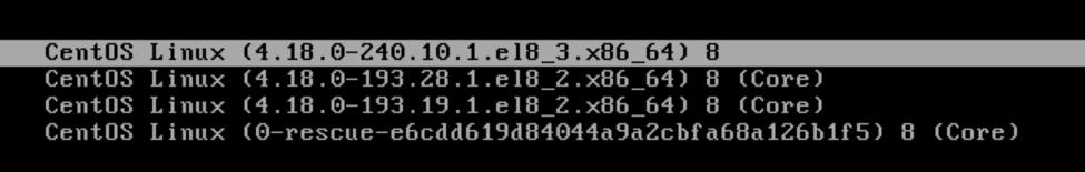 CentOS coreについて Linuxの勉強をしている者(初心者)です 去年、ネットで色々調べながらVirtualBoxに CentOS 8を入れてTomcatやBINDの構築をしてみました。